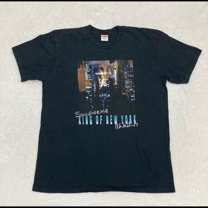 Supreme King of New York Shirt size large black